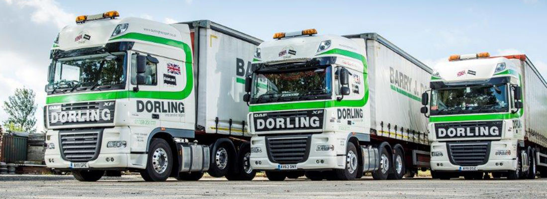 Curtainside haulage